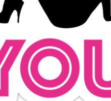 You In Lingerie Makes My Day 8 (Sexy) Sticker