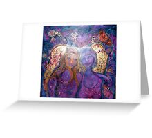 Soul Sisters Greeting Card