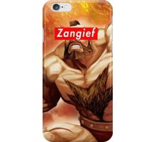 Zangief - Street Fighter - Supreme iPhone Case/Skin