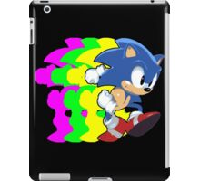 Gotta Go Fast! iPad Case/Skin