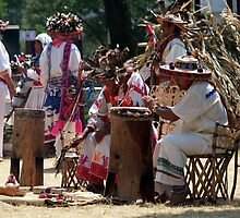 Corn Ceremony by Ken Thomas Photography