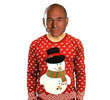 Christmas Picard Photographic Print