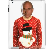 Christmas Picard iPad Case/Skin