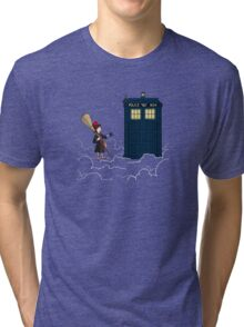 Doctor's Delivery Service Tri-blend T-Shirt