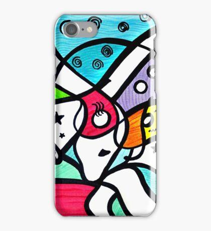 Mexican bulls iPhone Case/Skin