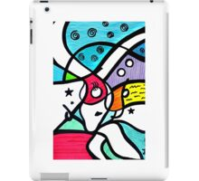 Mexican bulls iPad Case/Skin
