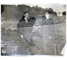 (No.4) Benton High School Seniors (no year listed)  Poster