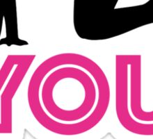 You In Lingerie Makes My Day 9 (Sexy) Sticker