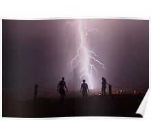 Summer Thunderstorm  Poster