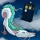 Spirited Away with the Doctor by mikaelaK