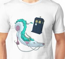 Spirited Away with the Doctor Unisex T-Shirt