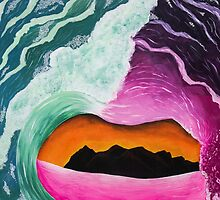 The Wave by Jessica Perkins