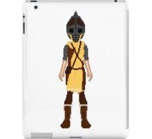 Skyrim 8-bit Whiterun Guard iPad Case/Skin