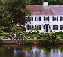 Quintessential New England by Elizabeth Thomas