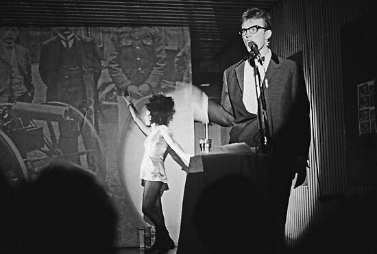 Robbie and Sarah Miller perform at Sedition 1983 by ArtUnit