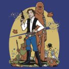 The Smuggler by Captain RibMan