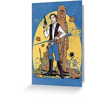 The Smuggler Greeting Card