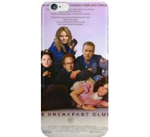 Swan Queen Breakfast Club iPhone Case/Skin