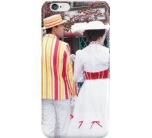 Mary and Bert iPhone Case/Skin