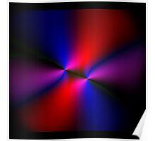 Laser show Poster