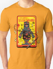 "The ""It's Just A Flesh Wound"" Game T-Shirt"