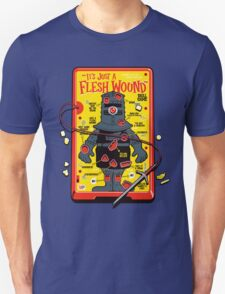 """The """"It's Just A Flesh Wound"""" Game T-Shirt"""