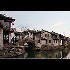 Zhouzhuang Water Town by qishiwen