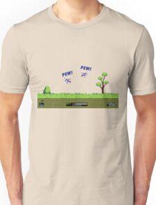 Duck Hunt! Pew! Pew! Unisex T-Shirt
