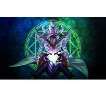 Yu-Gi-Oh! - Arcanite Magician Photographic Print