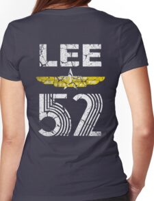 Team LEE- stressed Womens Fitted T-Shirt