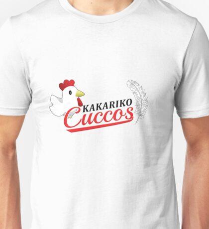 Kakariko Cuccos Unisex T-Shirt