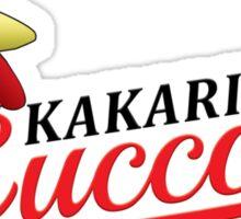 Kakariko Cuccos Sticker