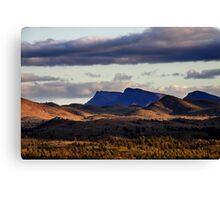 ABC Range from Aroona Valley Canvas Print