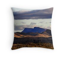 ABC Range from Aroona Valley Throw Pillow