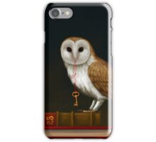 Key to Knowledge iPhone Case/Skin