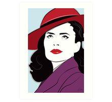 Carter Nagel Art Print
