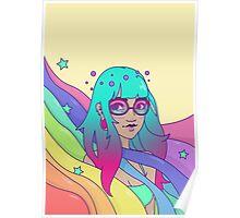 Rave Wave Poster