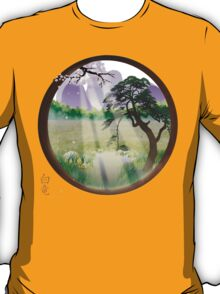 Oriental Window T-Shirt