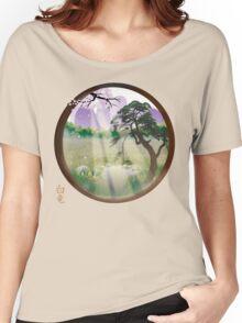 Oriental Window Women's Relaxed Fit T-Shirt