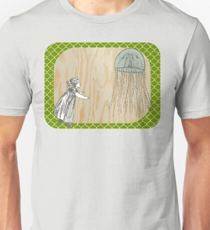 Ready or not here I come Unisex T-Shirt