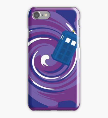 The Time Vortex iPhone Case/Skin