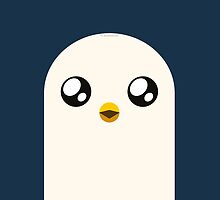Gunter, the penguin by dudsbessa