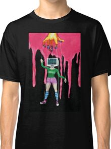 Get Your Head Out of That Box Classic T-Shirt