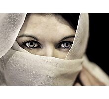 """Her Soft Eyes"" Photographic Print"