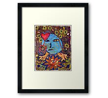 Reaching Out, Reaching Within Framed Print