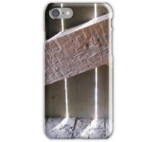 hewn iPhone Case/Skin