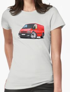 Ford Transit (Mk6) Red T-Shirt