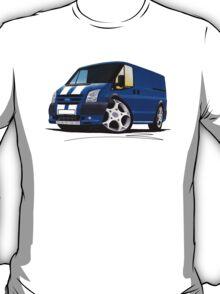 Ford Transit Sportvan Blue T-Shirt
