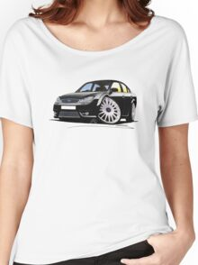 Ford Mondeo ST 220 Black Women's Relaxed Fit T-Shirt