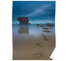 First light at Aireys Inlet Poster